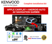 Kenwood Dnx5180s For Porsche Boxster 2004-2012 987 - Stereo Upgrade