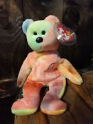 Rare  Peace Beanie Baby With Multiple Errors