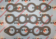1934-1953 Buick Intake And Exhaust Manifold Gasket Set. 233 248 263 Engines