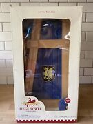 Pottery Barn Kids Castle Collection Siege Tower Wooden Play Toy Brand New