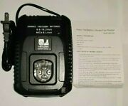 Vanon Battery Charger For Craftsman 140152004 65w 100-240v 50/60hz Uns Nib
