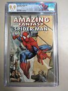Amazing Fantasy 16 Not 15 Cgc 9.9 Not 9.8 Spider-man Label Only 9.9 On Census