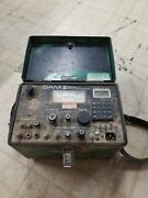 Wavetek Sam I 450 Signal Analysis Meter - As Is Untested - For Parts