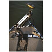 Th Marine Gftj-1-dp G-force Jacket Trolling Motor Cable Organizer Sleeve
