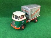 Arnold Daf Container Tin Toy Car Express Bk 526 M Lkw / Blech Auto