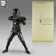 Star Wars Shadow Trooper 1/6 Scale Collectible Figure Medicom Real Action Heroes