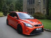 Ford Focus Rs Style Body Kit For The Mk2 Focus 04-10 3/5 Door