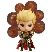 Fate/stay Night Nendoroid Gilgamesh Non-scale Abs And Pvc Painted Movable Figure