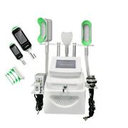 Portable 360 Degree Cooling 3 Handle Cryo Slimming Fat Lowering Spa Care Machine