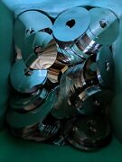 Lot Of 40 Scrap Hdd Platters Low Grade Platinum And Silver Recovery