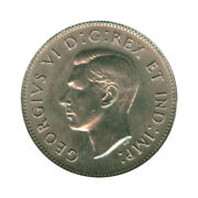 1938 Canada 5 Cent Coin - Ms 64 Cccs