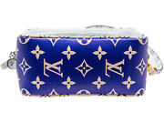 Free Shipping Pre-owned Louis Vuitton Pouch Monogram Giant Beach Hawaii Limited