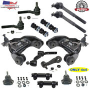New 20 Pcs Complete Front Suspension Kit For Chevy Blazer 1995 2005 4wd