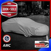 Amc [outdoor] Car Cover All Weather Best 100 Full Warranty Custom Fit
