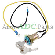 8n3679c Ignition Key Starter Switch With 2 Keys For Ford Tractor 8n 2n 9n Naa