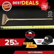 Hilti Sds Max 4-1/2 X 19 Chisel Preowned Durable Free Hat Fast Ship