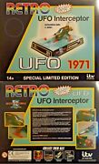 Sixteen12 Ufo Interceptor And039retroand039 1971 New Diecast Metal Model One Of Only 1000