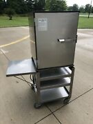 Electric Smoker - Stainless Steel Smokin-it Brand Model 2 Very Good Condition
