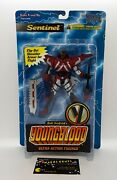1990s - Mcfarlane Toys Sentinel Youngblood Ultra Action Figure 1995 Moc Spawn