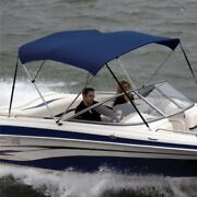 Shademate Bimini Top Polyester Fabric/boot 3bow 5and039lx32h67-72w Royal-80156ryl