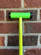 Stick Anchor 8 Ft Shallow Water Stick Anchor Pin. Anchor Pole. Extreme Green