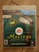 Tiger Woods Pga Tour 13 -- Masters Collector's Edition Sony Playstation 3, 201…