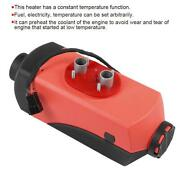 2kw Diesel Air Parking Heater With Silencer For Car Truck Bus Boats Trailer Us