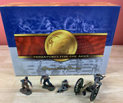 Conté Coll. American Civil War Toy Soldiers And Cannon 130, 2002, Acw323 195 6l00