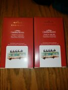 2020 Hallmark Thatand039s An Rv Christmas Vacation Ornament Free Shipping Sold Out