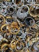Antiques Vintage And Modern Design Rings Lot Wearable Resellable Lot