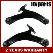 New Front Control Arm Ball Joint Pair Fit For 08-13 Nissan Rogue 14 Rogue Select