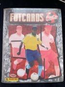 Coca Cola Futcards Panini Brazil Team 1997 Complete With Binder And Holographic
