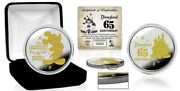 Disneyland Park 65th Anniversary Commemorative Limited Edition Coin | Le 1955