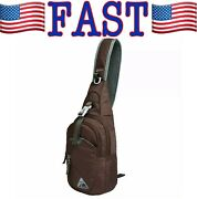 Kimlee Multi-functional Shoulder Sling Bag Cross Body Chest Pack Hiking Cycling