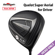 Head Only Geotech Golf Japan Quelot Super Aerial Sle For Driver 2021c