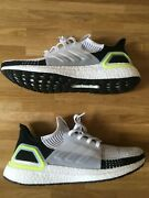 Adidas Ultraboost 19 And039white Yellowand039 Very Rare Sold Out Everywhere