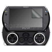 B2g1 Free New Lcd Ultra Clear Hd Screen Protector For Sony Playstation Psp Go