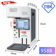 Tbk958b Laser Marking Machine Back Glass Separator For Iphone Mobile Phones Tzt