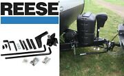 Reese 49913 Weight Distribution Hitch With 2 5/16 Chrome Ball New Free Shipping