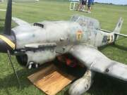 Giant Rc Model 1/5 Scale Bf-109 Exhaust Stacks