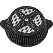 La Choppers - La-2390-03b - Air Cleaner Assembly, Xxx Cover - Black Harley-david
