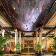 Red Starry Star Line 3d Full Wall Mural Photo Wallpaper Printing Home Kids Decor