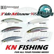 Duo Tide Minnow Slim 90s 15gr Spinning Fishing Lures Japan Saltwater