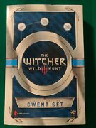 The Witcher 3 Wild Hunt Gwent Set - Limited Edition Monsters And Scoiaand039tael