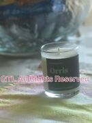 Commodity Orris Candle 2.5oz/70g Travel Size Rare Discontinued