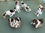 Royal Doulton Jack Russells 6 Perfect