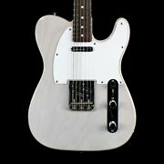 Fender Artist Series Jimmy Page Mirror Telecaster White Blonde 2020 Usa00576