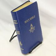 Master Mason Edition Of The Holy Bible By Heirloom 1991