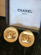 Earrings Byzantine Collection Limited Edition 1998 Clip-on Rare Vintage