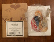 Jim Shore Yellow Ribbon/eagle Ornament 2010 Support Our Troops 4017605 Nib